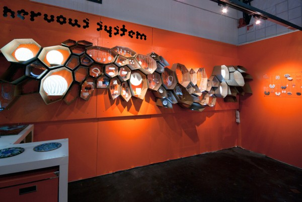 Barnacles! – our NYIGF 2012 booth | Nervous System blog