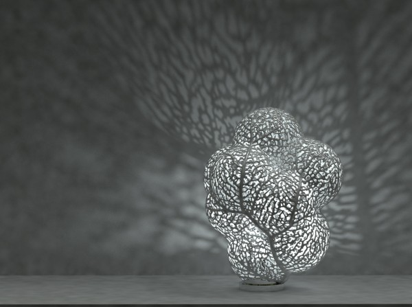 working on new generative l& designs & working on new generative lamp designs | Nervous System blog