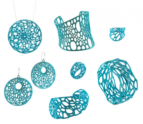 turquoise cell cycle jewelry