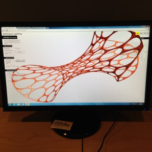 Nervous System's Cell Cycle app on display