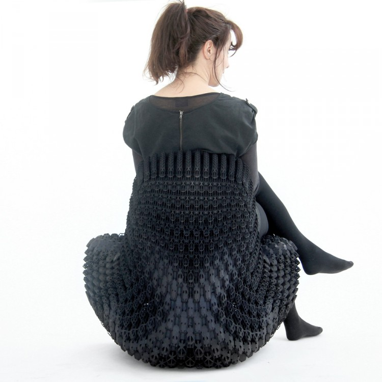 gradient chair by Joris Laarman Lab