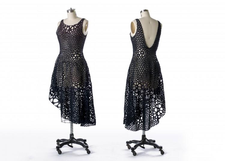 kinematics dress no. 2