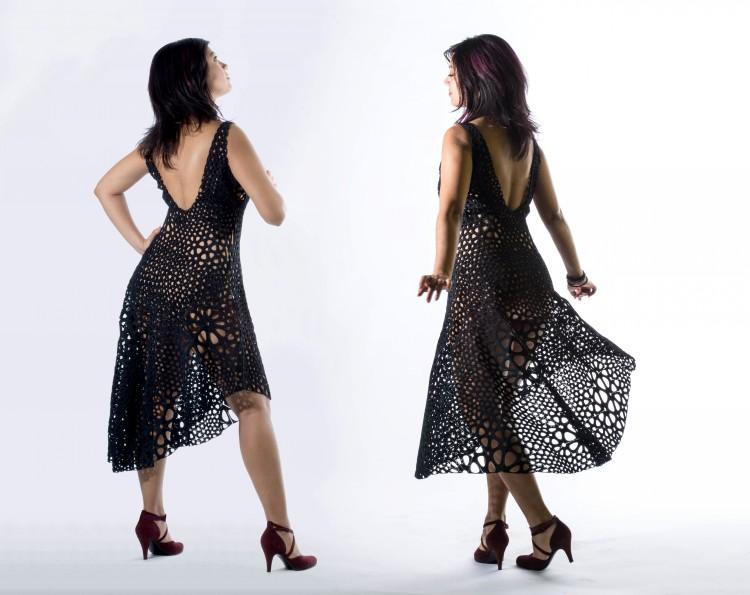 kinematics dress #2