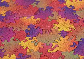 Baffling Bubbles Puzzles: Nervous System X Chris Yates