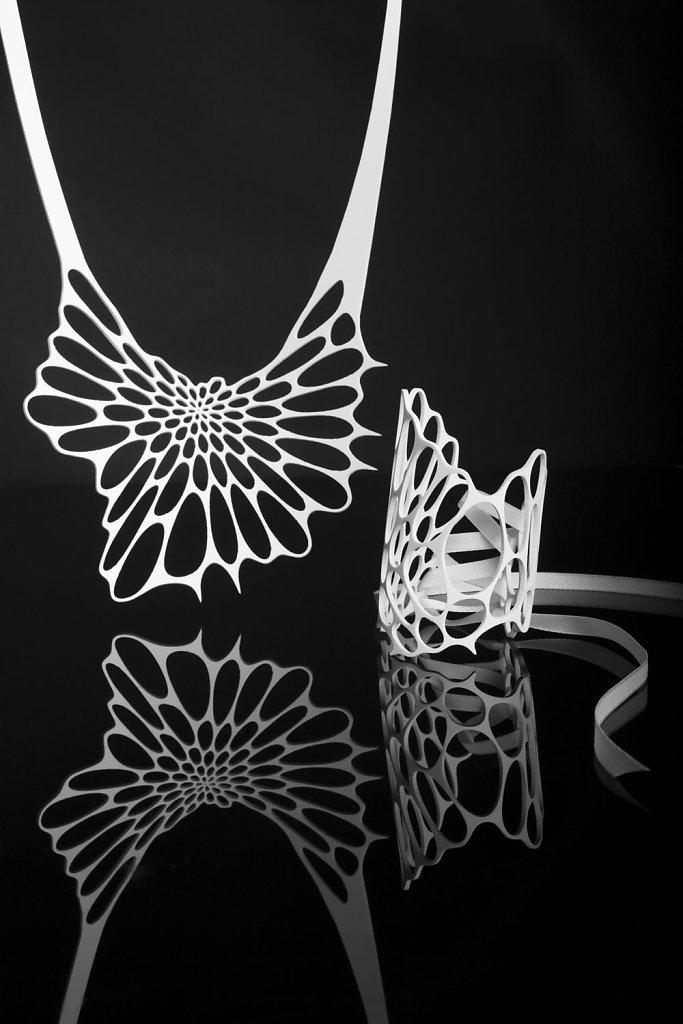 Radiolaria Jewelry