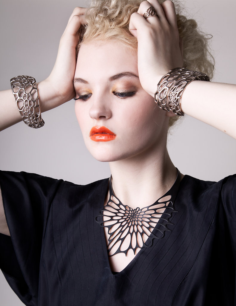 61-spiral-cuff-bone-cuff-and-porous-cuff-stainless-steel-radiolaria-necklace-black-silicone.jpg