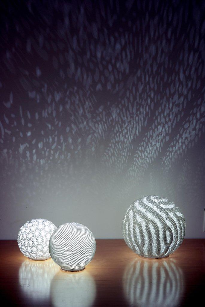 Reaction Lamps