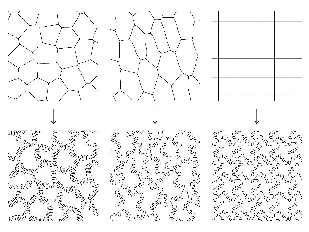 puzzle simulation: initialization