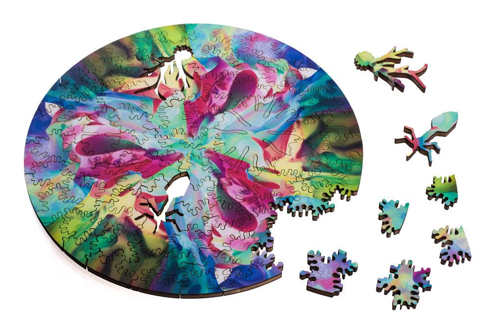 Radial Puzzle