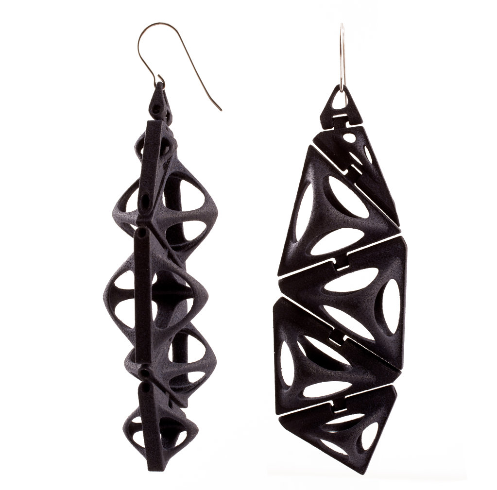 Tetra 6e earrings