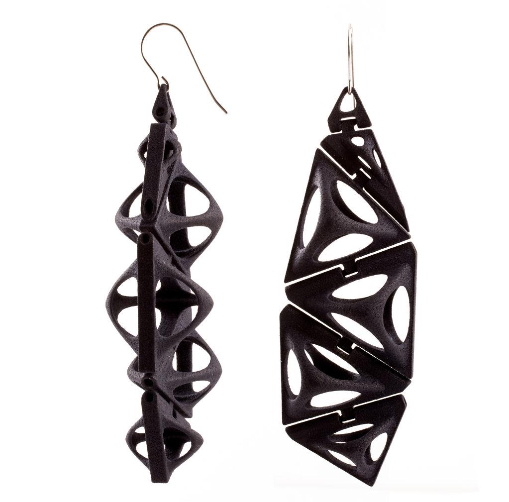 Tetra 6e earrings