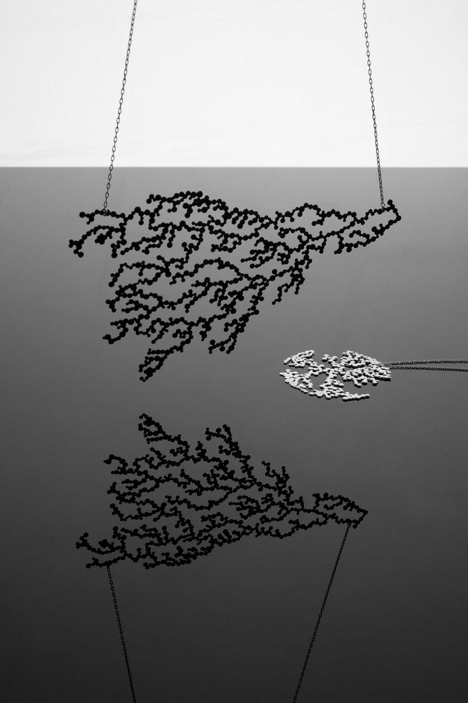 Dendrite Necklaces