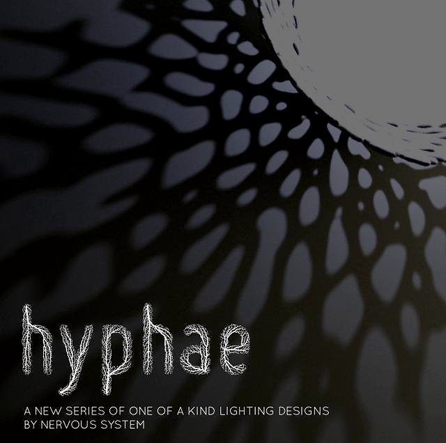 Growing a Hyphae Lamp