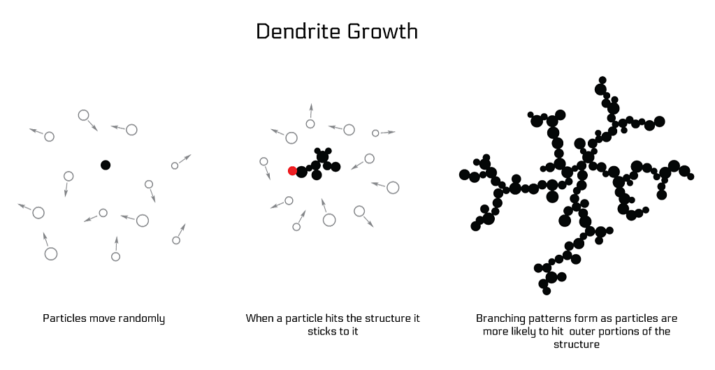 dendrite growth diagram