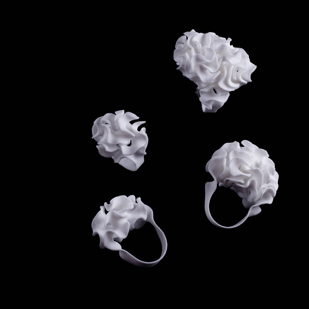 Floraform rings