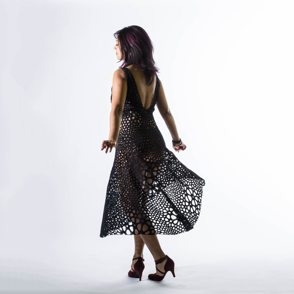 Kinematics Dress #2