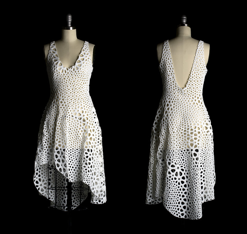Kinematics Dress #4