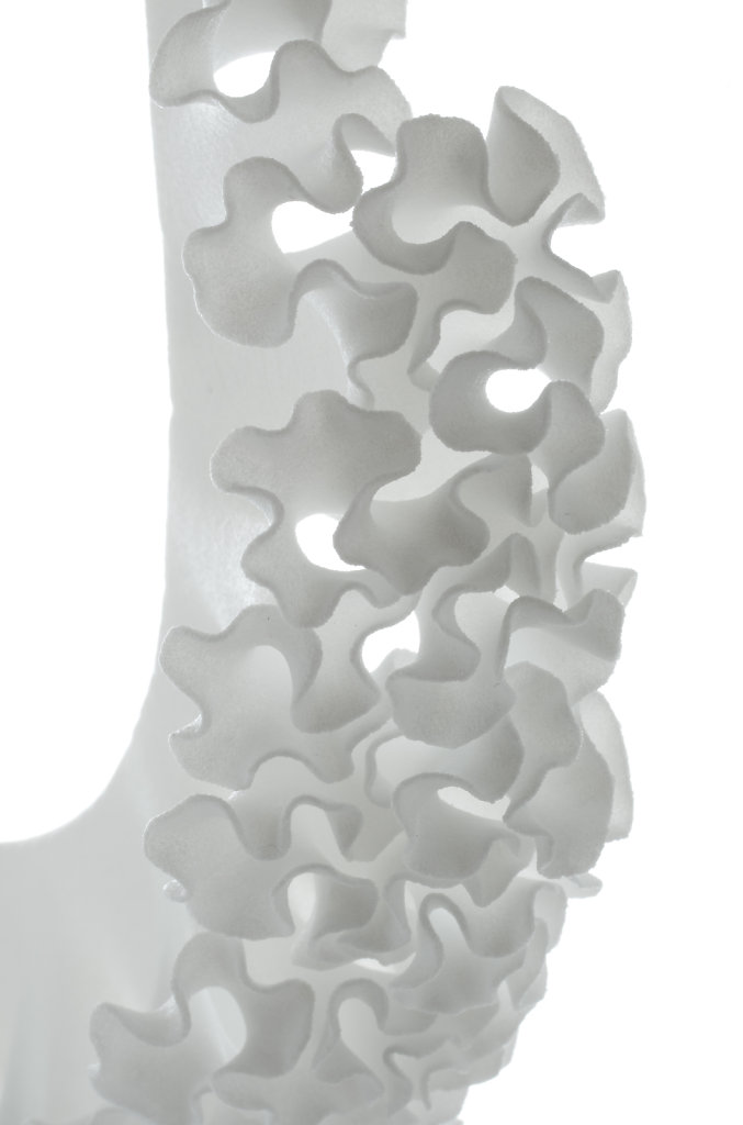 Cassiopeia Collar - detail