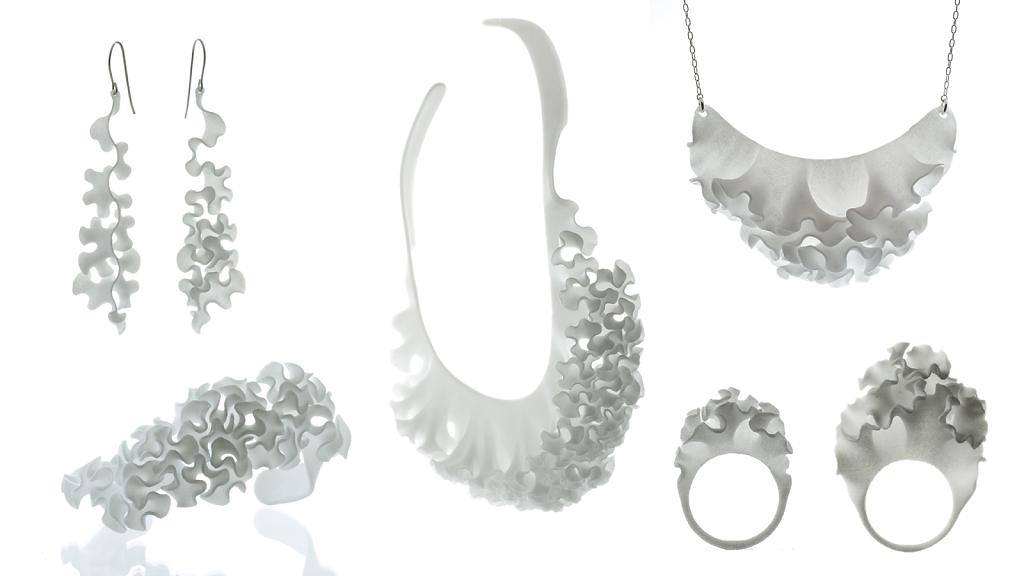 Floraform - jellyfish inspired designs