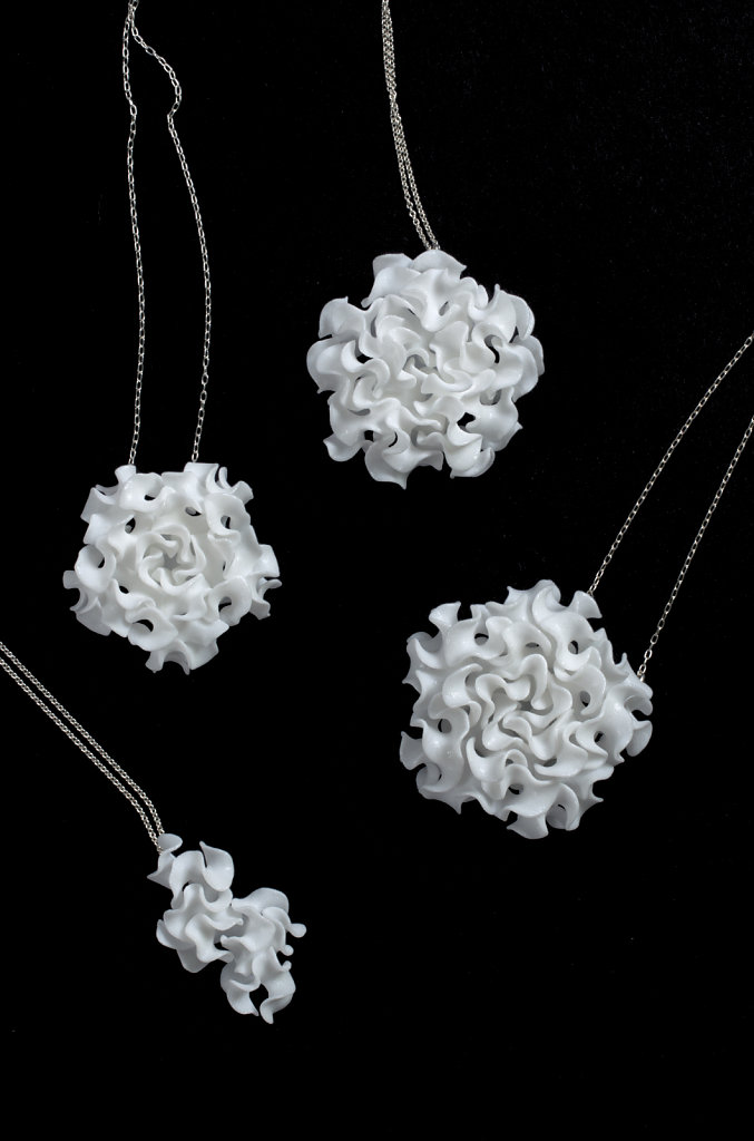 Floraform pendants