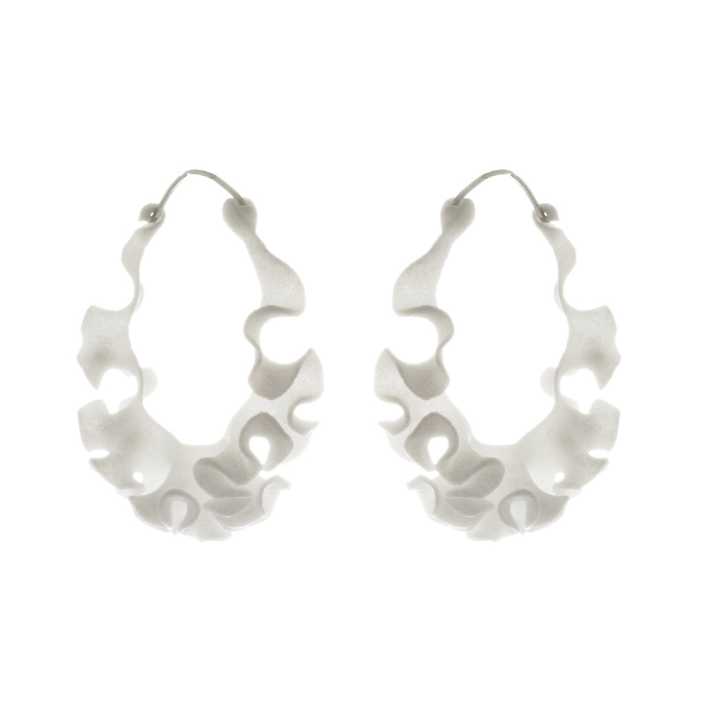Cnidaria Earrings