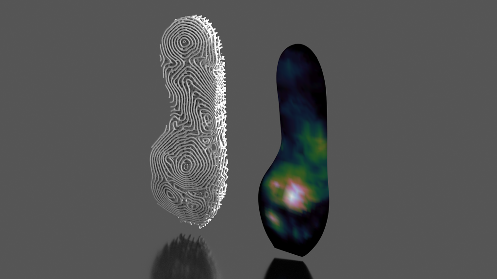 equipotential midsole concept
