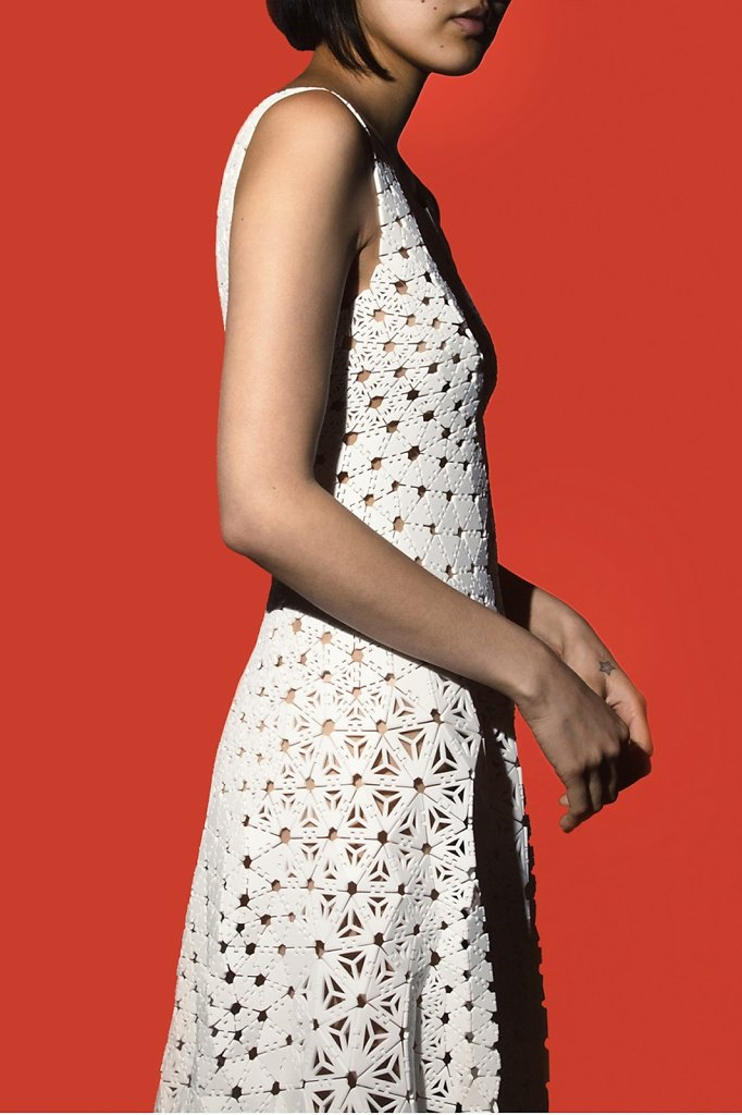 Kinematics Dress 7 photo by Adrian Samson for WIRED UK