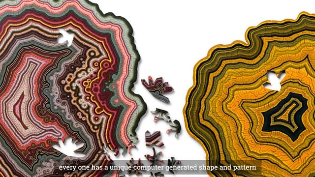 video: Geode Puzzles