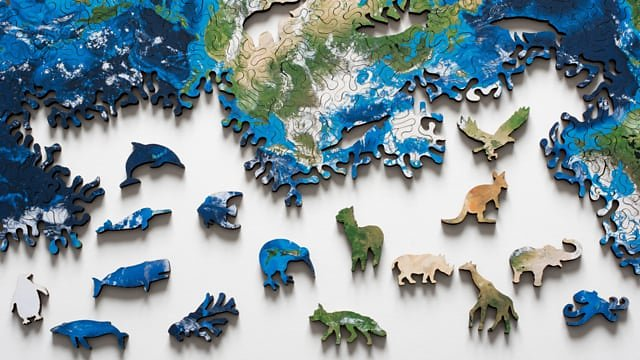 video: the Earth Puzzle