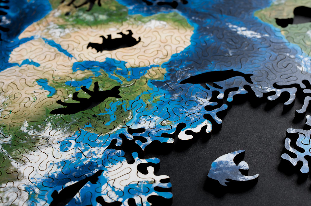 Earth and Moon Puzzles