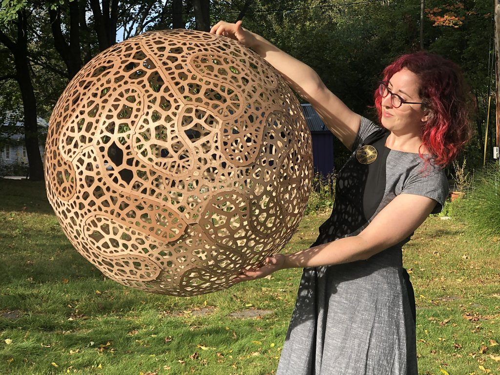 Corollaria Sphere lamp