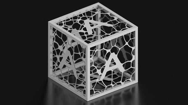 automattic design award - trophy generation