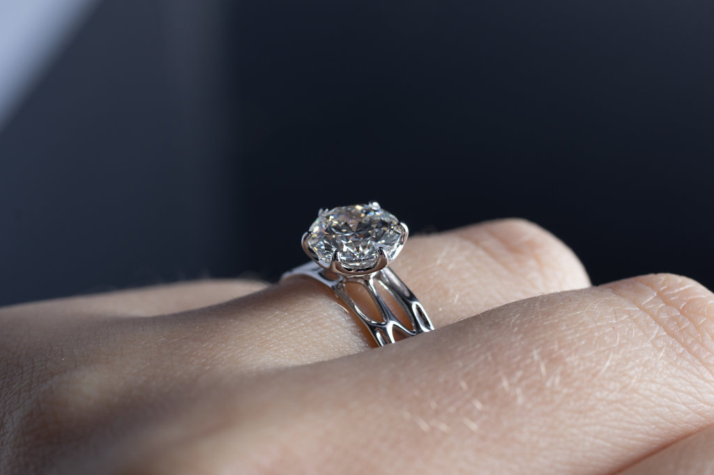 cell cycle 1-layer engagement ring