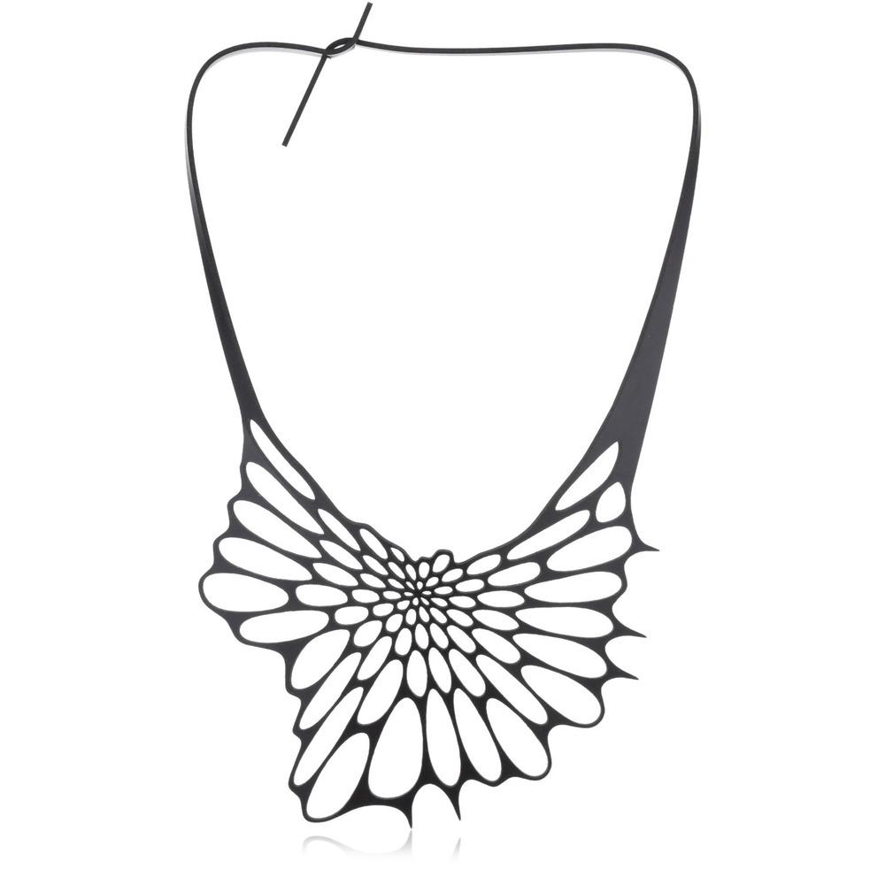 Radiolaria necklace
