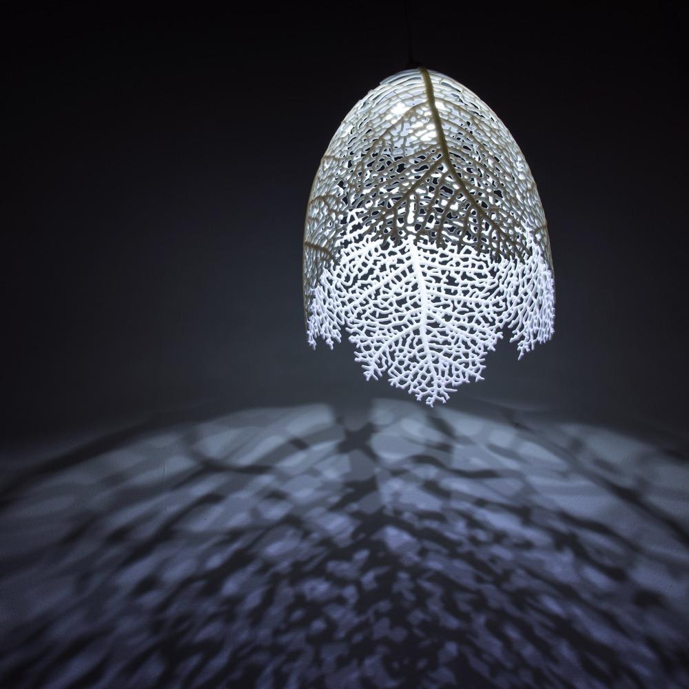 Nervous System Hyphae Hyphae Pendant Lamp