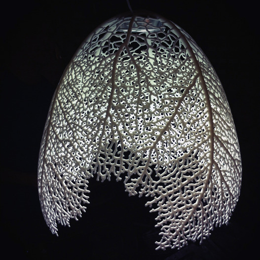 Nervous System Hyphae Arboreal Lamp